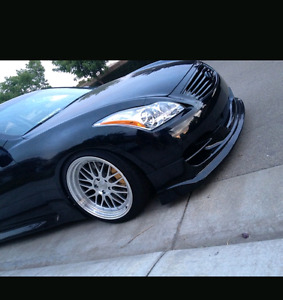 "19 "" BBS LM rims and tires 5 x 114.3"