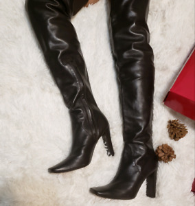 Authentic Marni Thigh High Boots