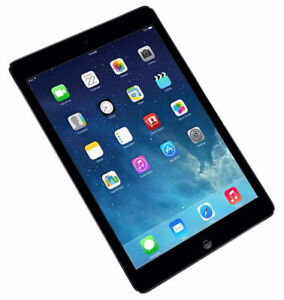 ipad air 32gb with charger good condation $250