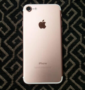STORE SALE***IPHONE 7►32GB► ►ROSE GOLD ►UNLOCKED WORLD WIDE   ►C