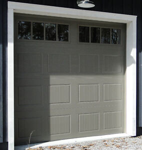 Clopay Insulated Garage Door