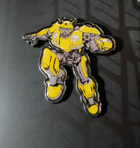 TRANSFORMERS BUMBLEBEE LAPEL PINS