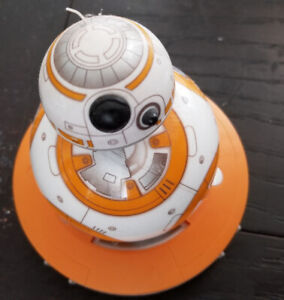 BB-8 R001WC as good as new App controlled Robot