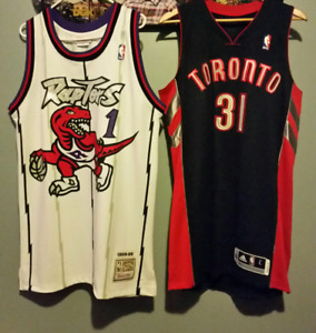 Toronto Raptors Authentic Jerseys