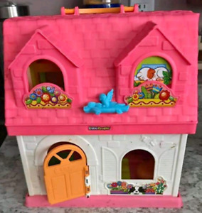 Fisher Price Little People House Brand New Condition No people