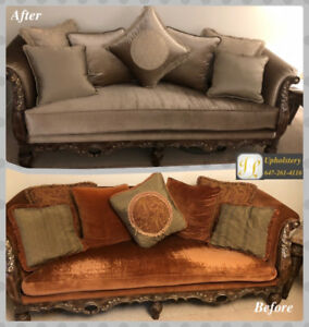 Chair and Sofa Recover