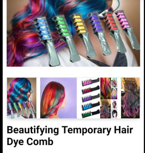 Hair chalk dye NIB