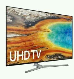 SAMSUNG 43 UHD SMART 4K WIFI HDR HD FREEVIEW NEW IN BOX. COMES WITH WARRANTY .