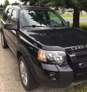 2004 Land Rover Freelander HSE, Great Condition! Low kilometers!