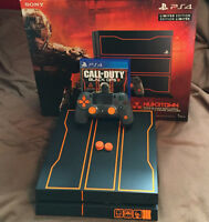 Playstation 4 Édition BlackOps3(1TB)