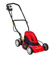 """Homelite 2-in-1 17"""" Cordless Electric Lawn Mower"""