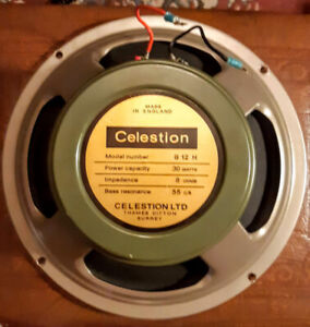 Celestion Heritage Series G12H(55) 8ohm