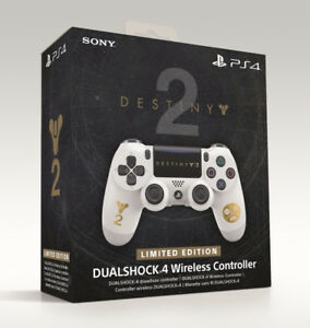 Destiny 2 Limited Edition DUALSHOCK 4 Controller