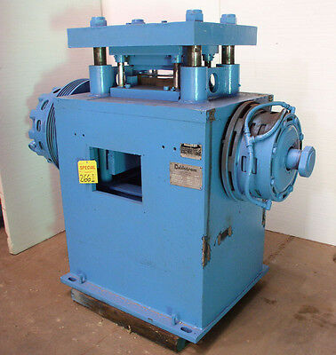 50 Ton Dahlstrom Model 50tp High Speed Cut Off Press 4 Post Type