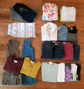 Lot of 5T girls clothing