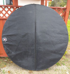 Swift current hard top spa cover