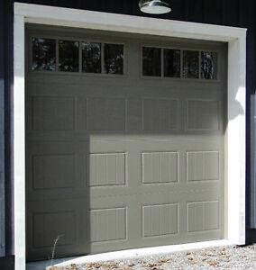 Clopay Garage Door-Nearly New