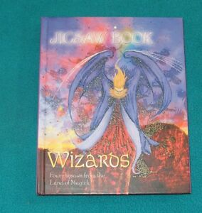 Jigsaw Book of Wizards