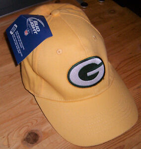 GREEN BAY PACKERS CAP FROM BUD LIGHT