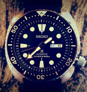 """Seiko SRP777 """"Turtle"""" (made in Japan)"""