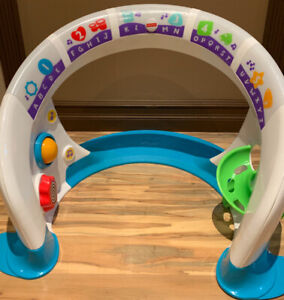 Fisher price bright beats play space.