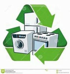 FREE SAME DAY  PICK UP OF UNWANTED OR BROKEN APPLIANCES
