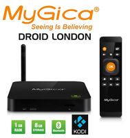 MYGICA® Android Kodi XBMC Quad-Core HD Streaming TV Ready To Go!