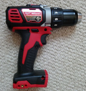 Milwaukee Compact M18 Drill / Driver (Tool Only)