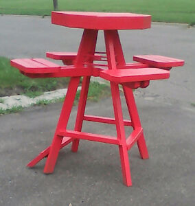 bar stool picnic table for sale
