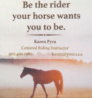 Be the Rider Your Horse Wants You to Be - Riding Lessons