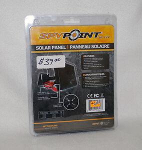 SPYPOINT SP-12V - Solar panel