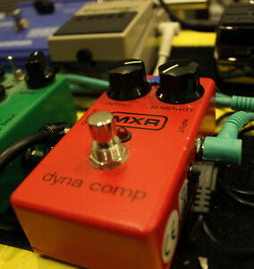 MXR DYNA COMP IN EXCELLENT CONDITION