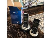 BT 6510 Twin Cordless Phone With Answer Machine and Nuisance Call Blocker