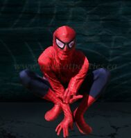 Superhero Parties! Invite Spiderman and others to your party