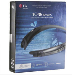 Écouteur wireless LG tones active plus.
