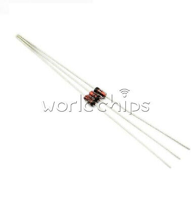 50pcs 1n60 1n60p Diode Do-35 Schottky Barrier Diode W