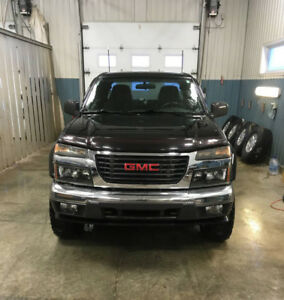 gmc canyon 2007 4x4