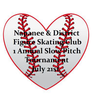 Napanee Skating Club, Baseball Tournament Fundraiser