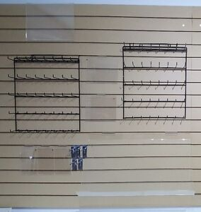 Slot wall accessories