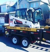 Property Improvement: Sod, Interlocking, Demolition, TreeService