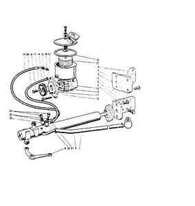 WANTED - David Brown 1968 990 Power Steering Pump