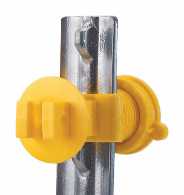 Dare Products Electric Fence T-post Screw Yellow