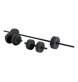 25kg barbell dumbbell weight set BRAND NEW BOXED