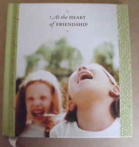 """""""At the Heart of Friendship"""""""