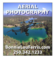 AERIAL PHOTOGRAPHY &  VIDEOGRAPHY