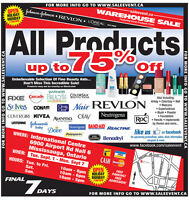 SaleEvent.ca Back to School Warehouse Sale Sept 1-7