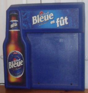 Très beau panneau de promotion LABATT BLEUE