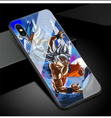Dragon Ball Z Anime Phone Case For iPhone X XR XS 6 6S 7 8 Plus 11 Cover Gift #5