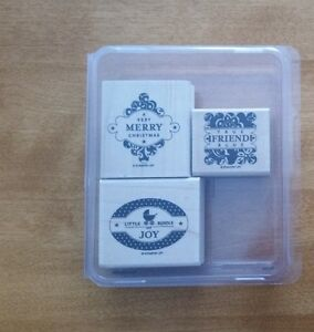 Stampin Up Punches Three