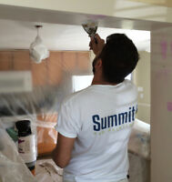 Create the indoor space you've always wanted/Summit Pro Painting